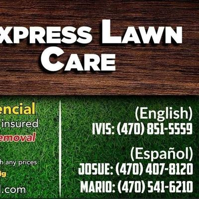 Avatar for Express Lawn Care