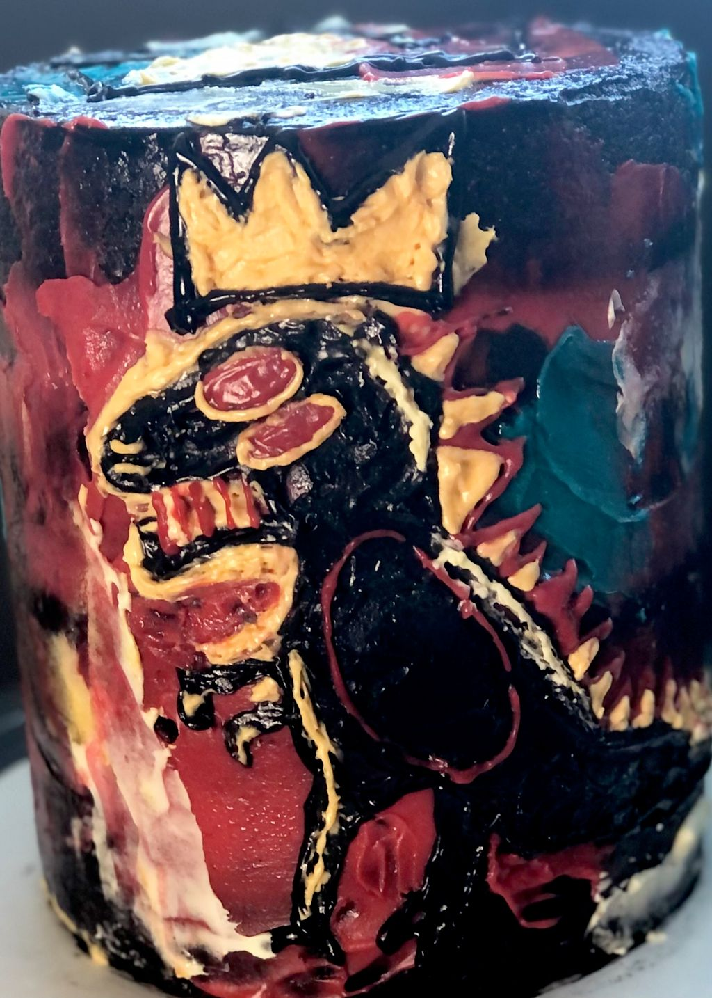 Jean-Michel Basquiat Inspired