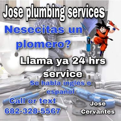 Avatar for Jose Cervantes plumbing services