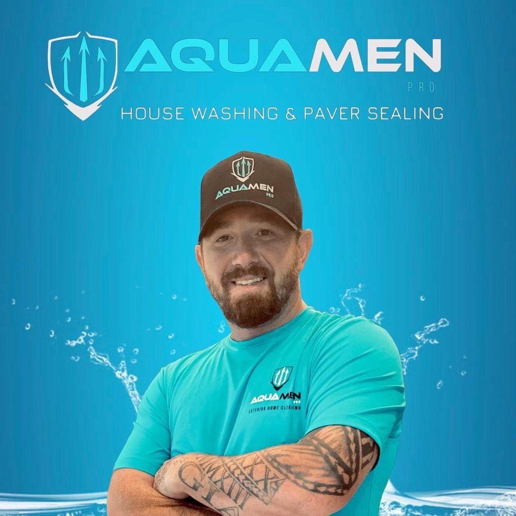 AquaMen Pro LLC-Exterior Cleaning Experts