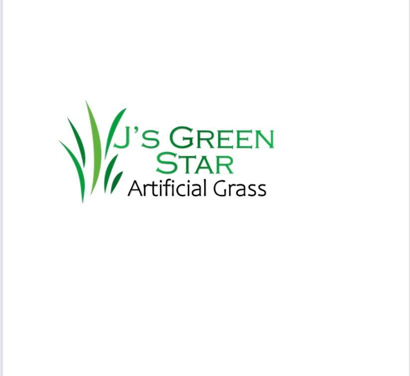 J's green star artificial grass