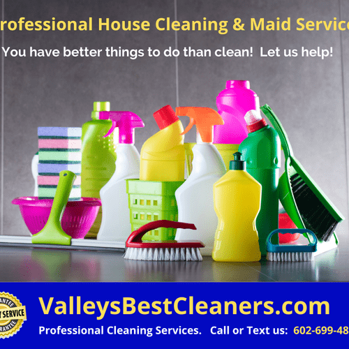 House Cleaning & Maid Service