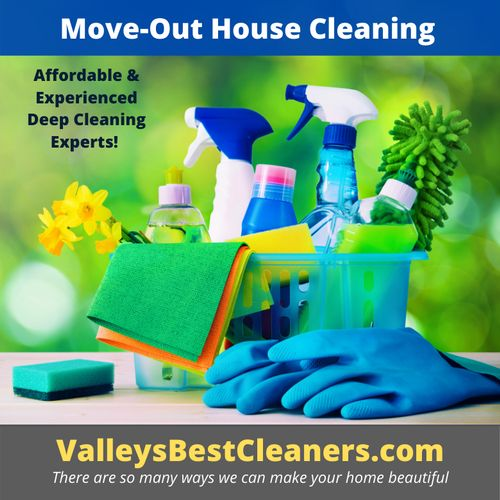 Move-Out House Cleaning