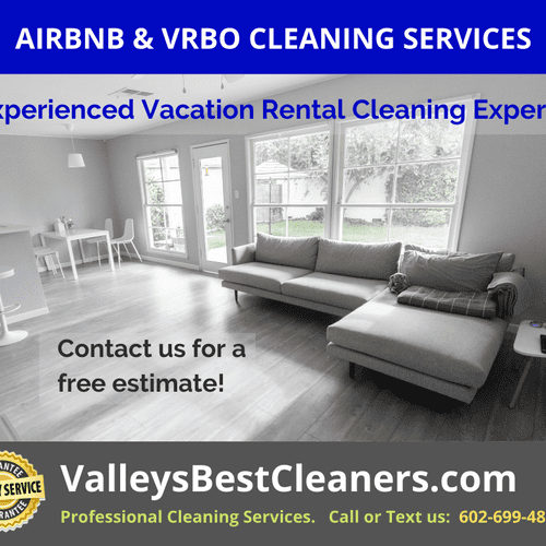 Airbnb & VRBO Cleaning
