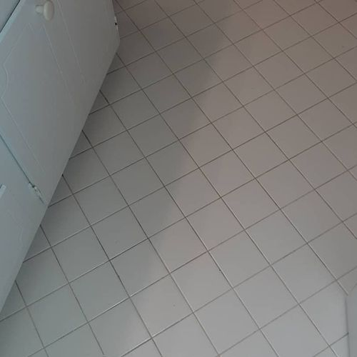 After Bathroom Cleaning