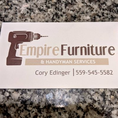 Avatar for Empire Furniture and Handyman Services