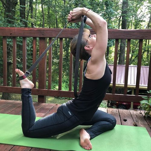 Yoga with Props