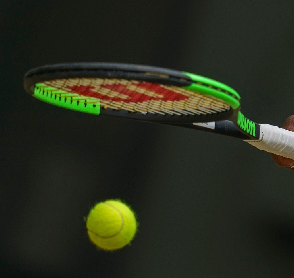 Vik's Beginner Tennis Lessons