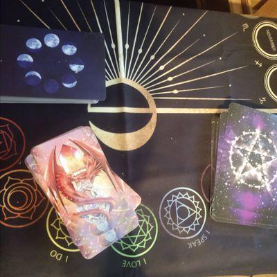 Avatar for Jay's Tarot and Crystal ball readings