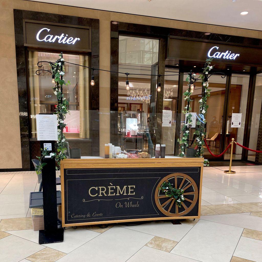 Crème On Wheels