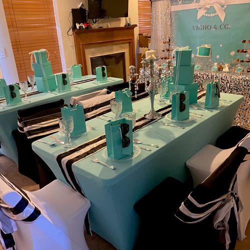 Tiffany theme