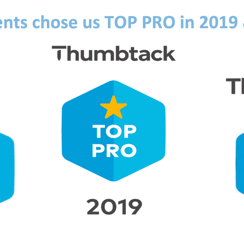 Students chose us TOP PRO 2019 and 2018