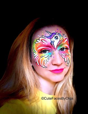 Avatar for Cute Faces by Olga (Face Painting)
