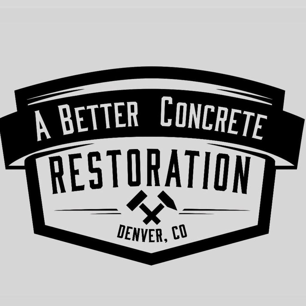 A Better Concrete Restoration,LLC