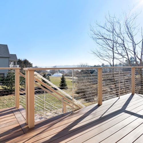 New Home - Deck
