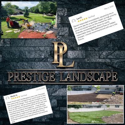 Avatar for Prestige Landscape & Irrigation