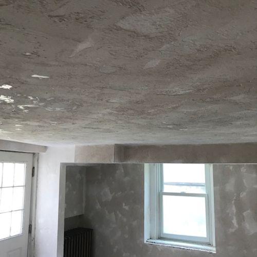 Texture finish Plaster