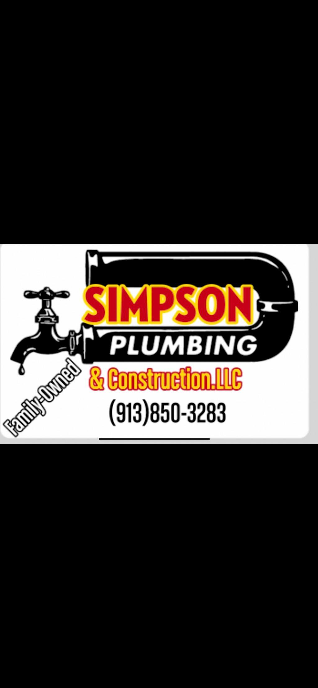 Simpson Plumbing & construction.LLC