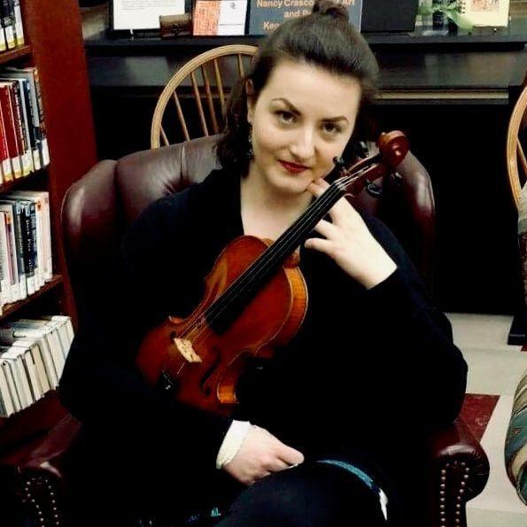 Dorisiya Yosifova Violin
