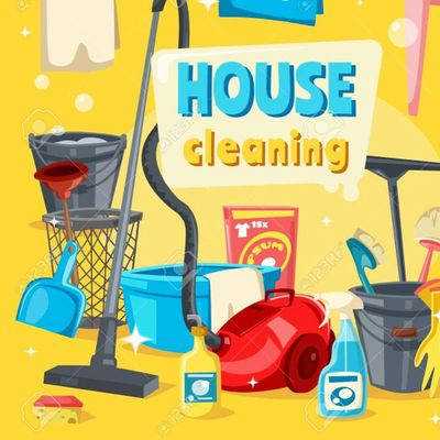 Avatar for Angelica's house cleaning.