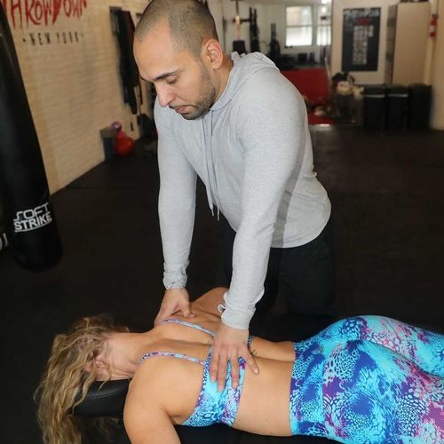 Energetic Deep Tissue Massage