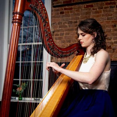 Avatar for Sarah Cavaiani, Harpist