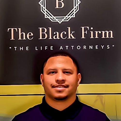 Jerrian Black, Marketing Coordinator