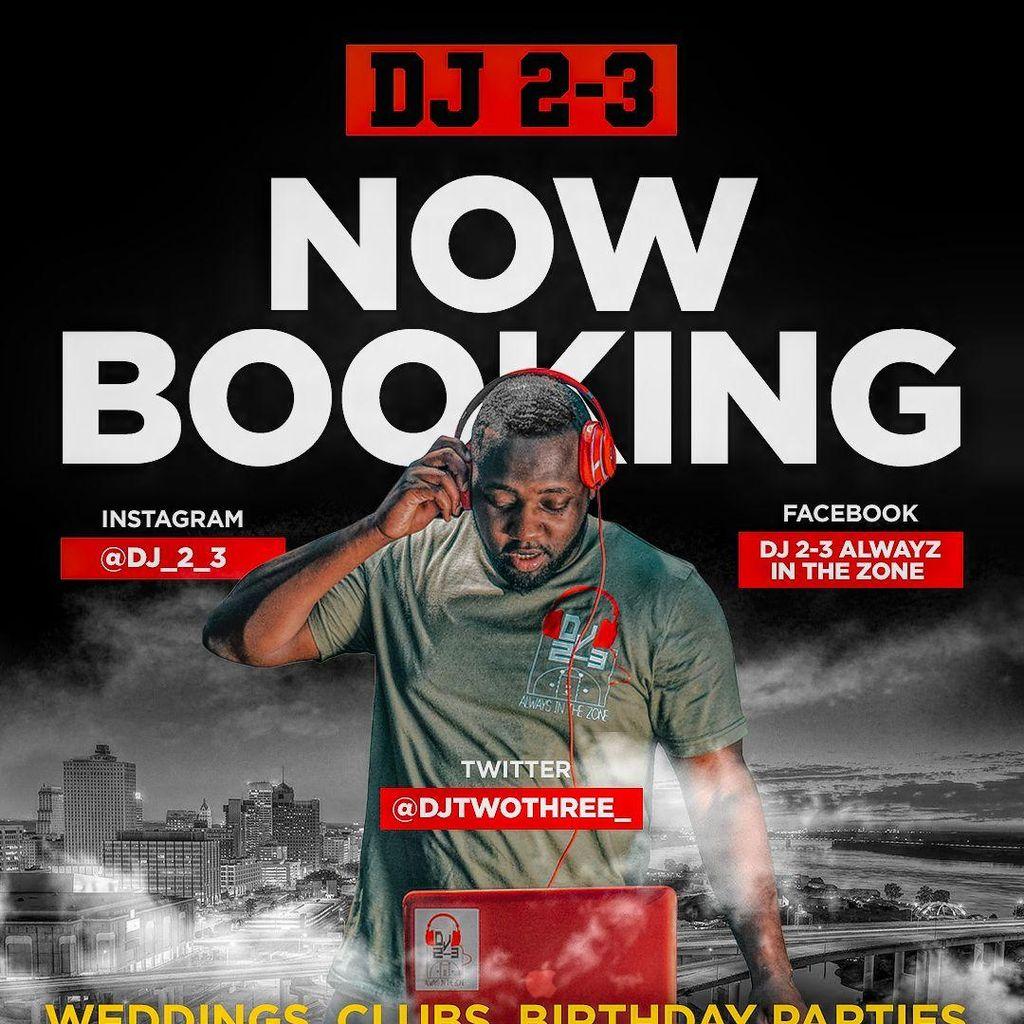 DJ 2-3 Alwayz In The Zone
