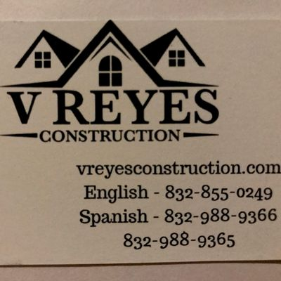 Avatar for VReyes Construction