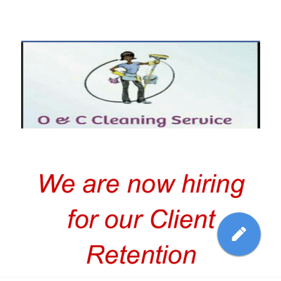 Avatar for O&C Cleaning Service LLC