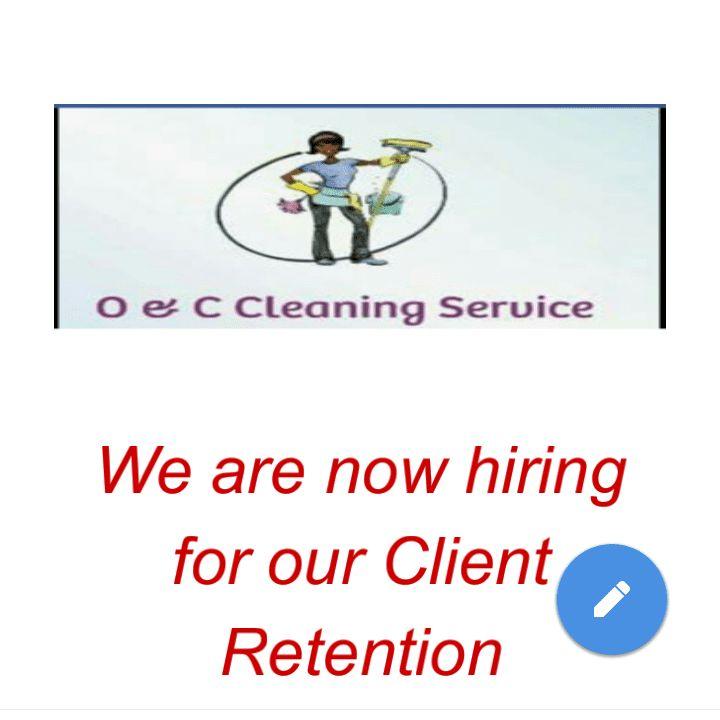 O&C Cleaning Service LLC