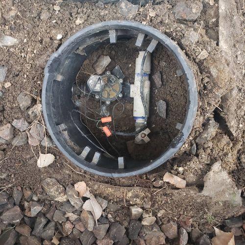 before added 1 valve