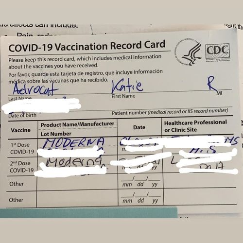 I am vaccinated and train in person if you are vaccinated. We can also train online with a big discount.