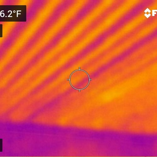 Infrared on EVERY Inspection!