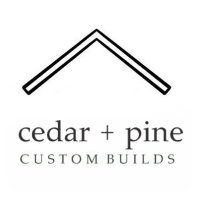 Avatar for Cedar + Pine Custom Builds