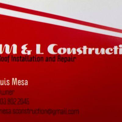 Avatar for M & L Construction