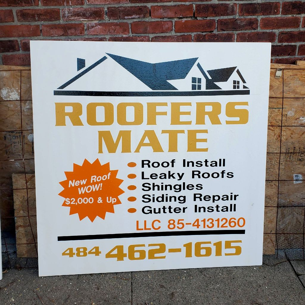 Roofers mate