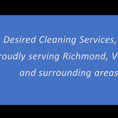Avatar for Desired Cleaning Services, LLC