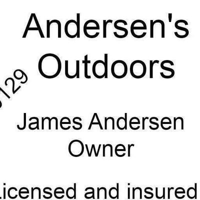 Avatar for Andersen Outdoor's and Cleaning Services
