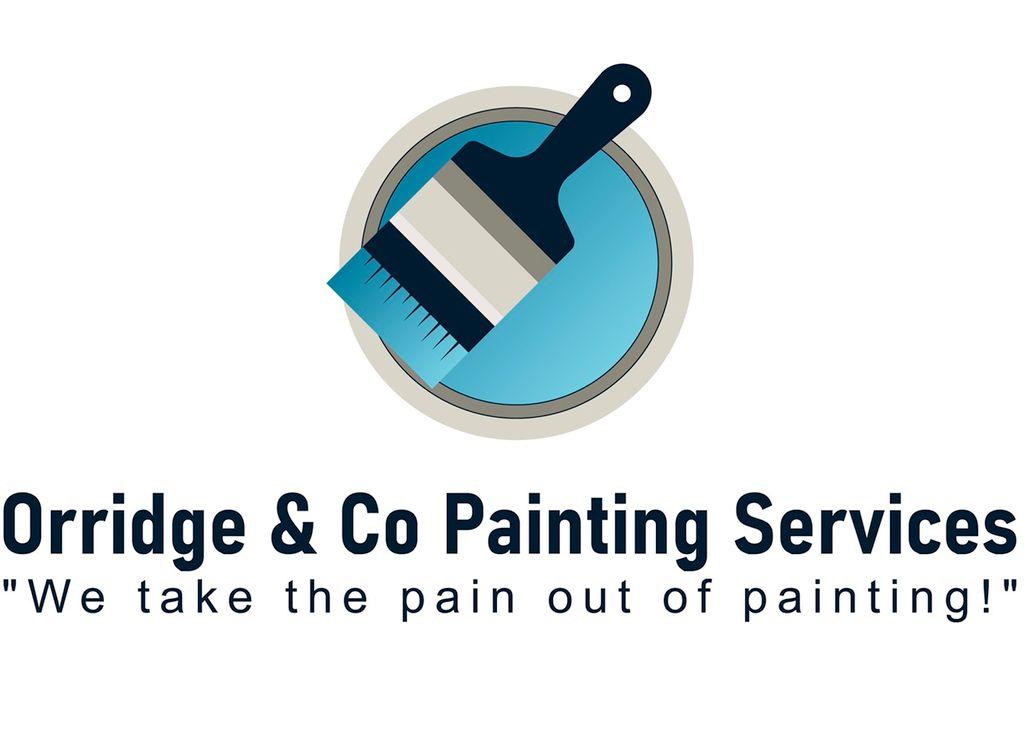 Orridge & Co Painting Services