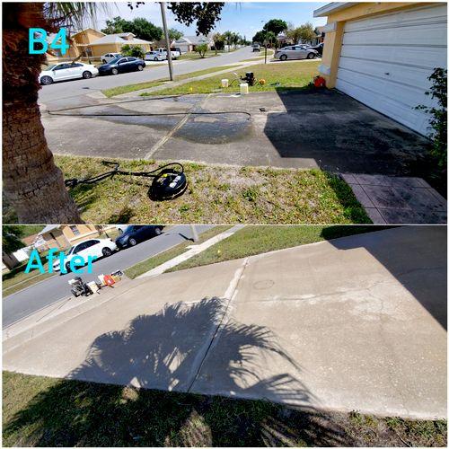 Those Guys PWS - Driveway (Orlando)