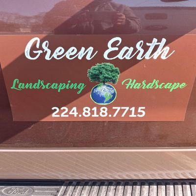 Avatar for Green earth landscape & Hardscape