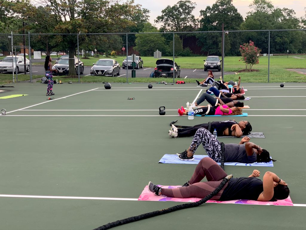 Saturday Morning Outdoor Boot Camps