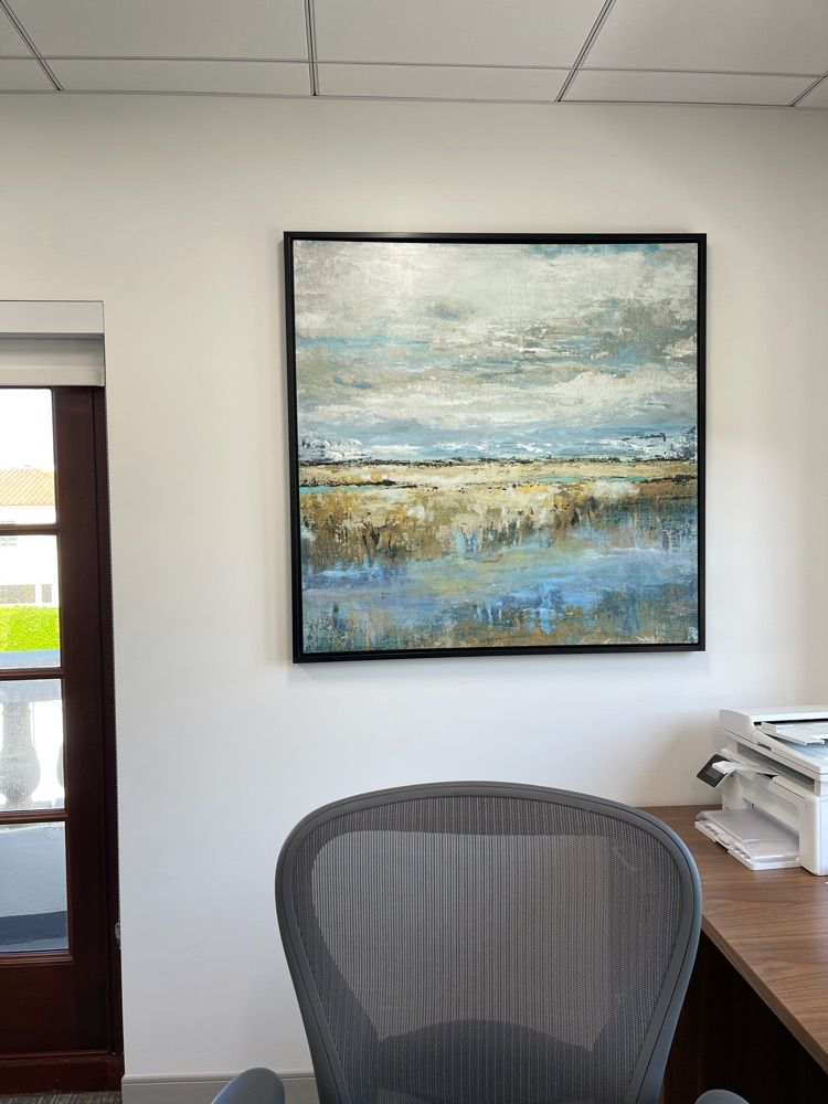 Picture Hanging and Art Installation - Palm Beach 2021