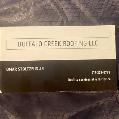 Avatar for Buffalo Creek Roofing llc