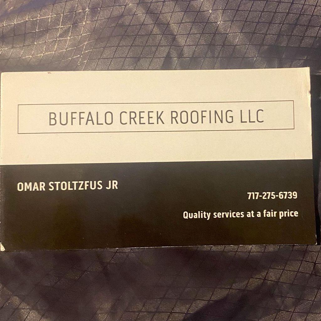 Buffalo Creek Roofing llc