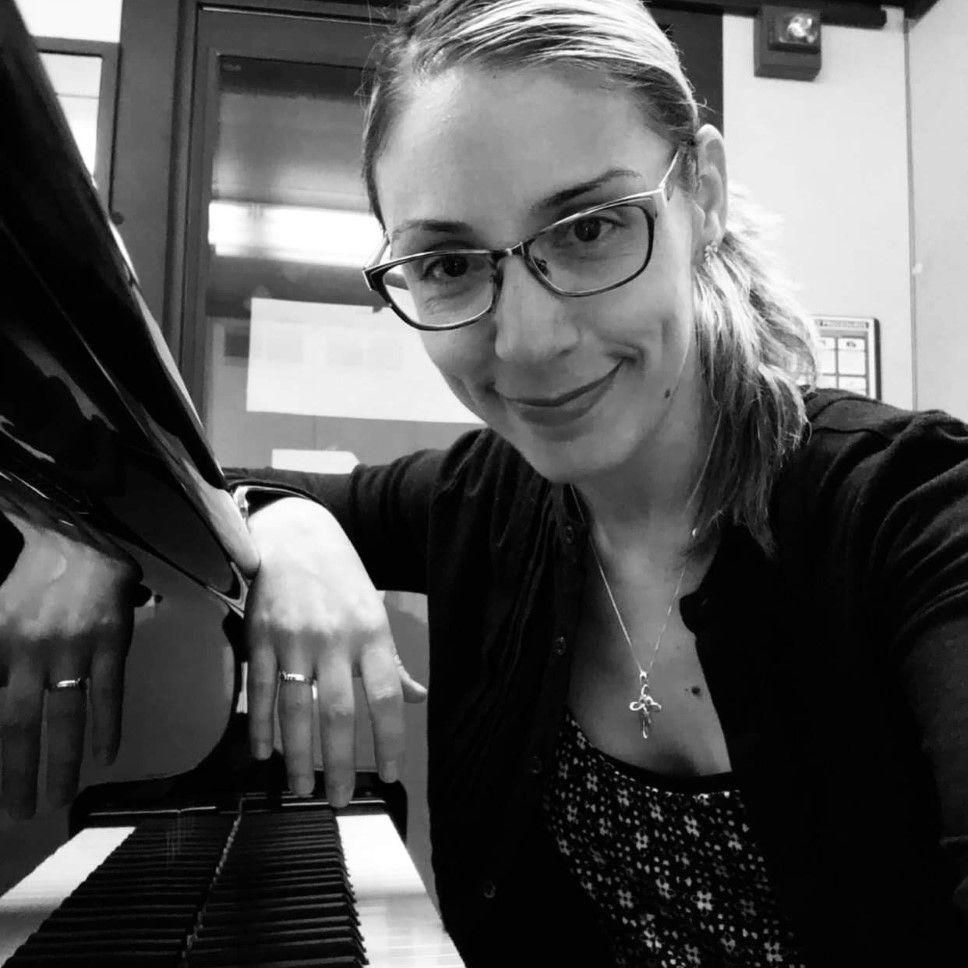 PIANO LESSONS with Sara A. Ayala Schrubski MM.