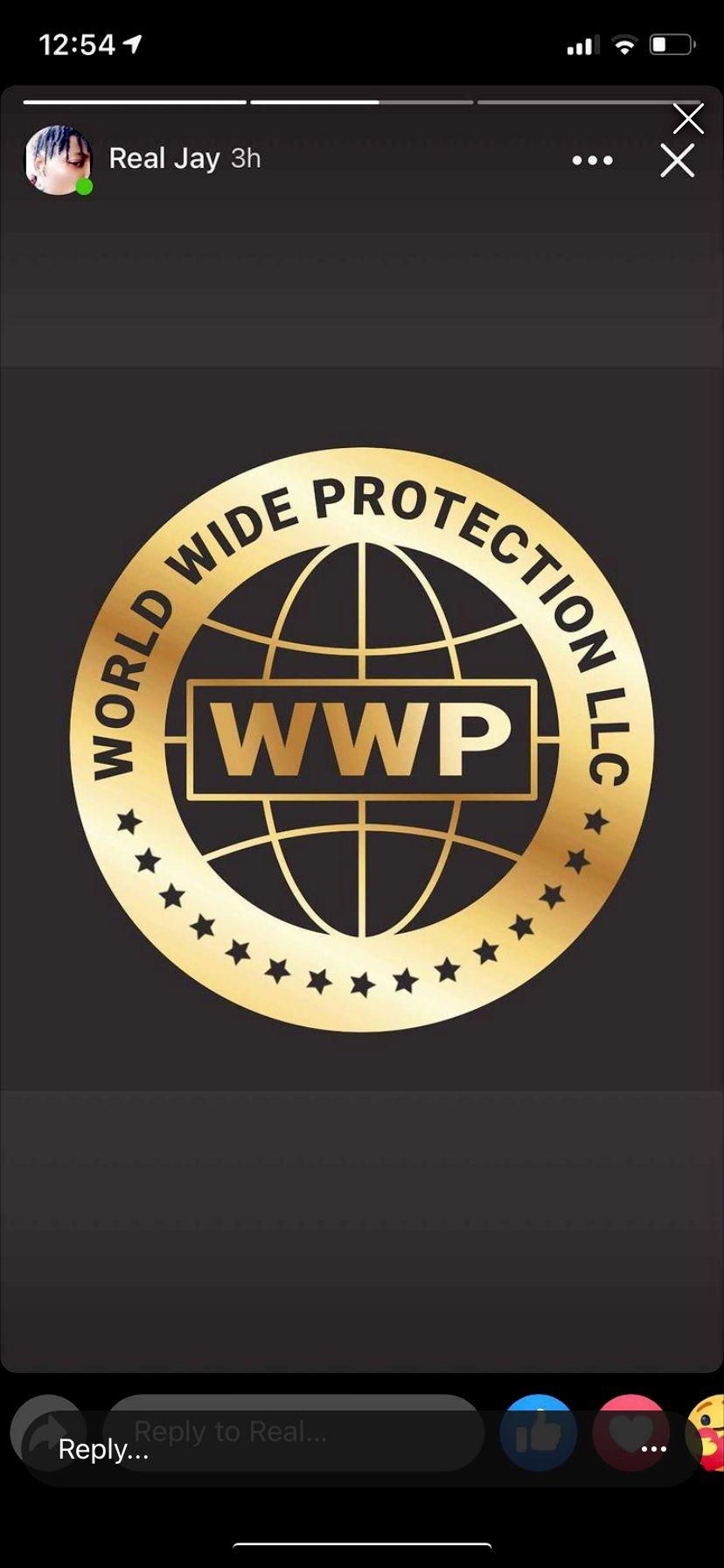 Worldwide Protection