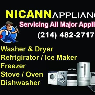 Avatar for NICANN APPLIANCES LLC