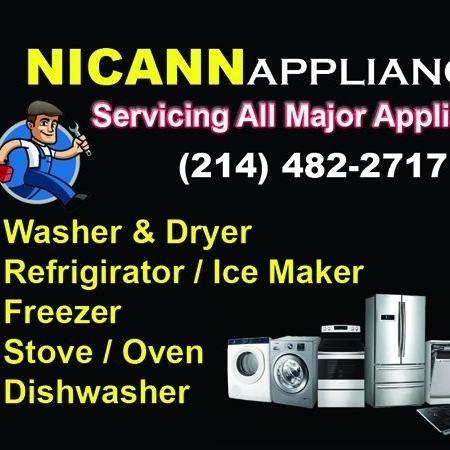 NICANN APPLIANCES LLC